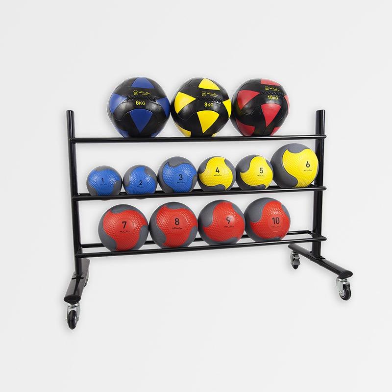 Soporte Balones Kul Fitness