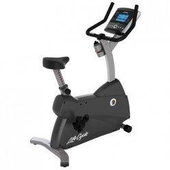 Bicicleta Vertical Life Fitness C1 Go