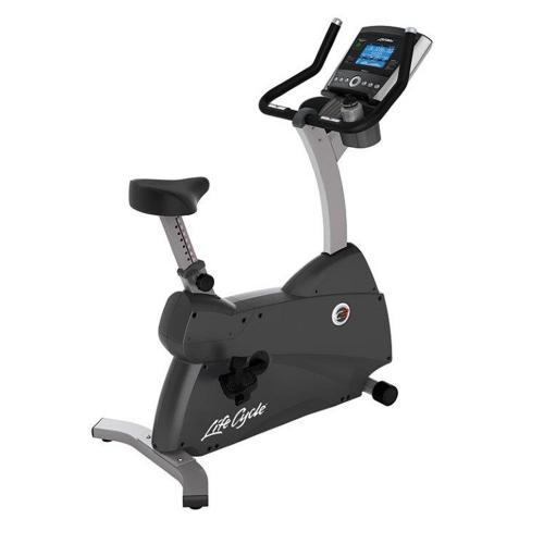 Bicicleta Vertical Life Fitness C3 Go