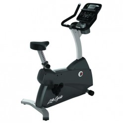 Bicicleta Vertical Life Fitness C3 Track