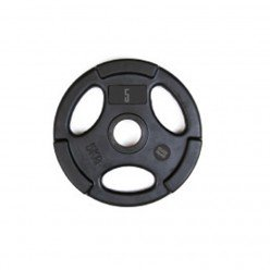 Disco Olímpico de Goma Basic Line PF-9100-05 5kg