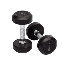 Mancuernas de Goma Mets Fitness PF-9000-50 50kg Par