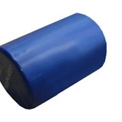 Rodillo Pilates Softee 24188.006.1 Deluxe 30cm Azul