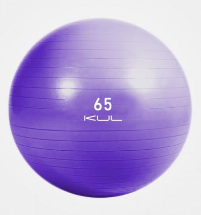 Gym Ball Kul Fitness 5202-65 65cm Morado
