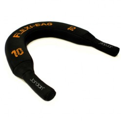 Saco Búlgaro Flexi Bag Jordan Fitness JLFLEX-10 10kg Naranja