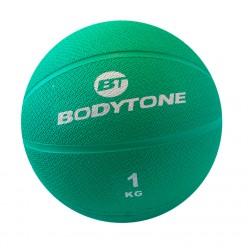 Balón Medicinal Bodytone MB1 1kg Verde