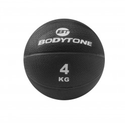 Balón Medicinal Bodytone MB4 4kg Negro