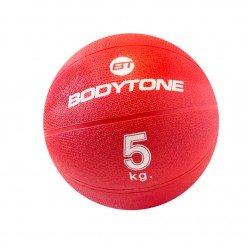 Balón Medicinal Bodytone MB5 5kg Rojo