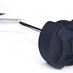 Barra Biceps con Peso Jordan Fitness JT-IRBC-20 Ignite Premium 20kg