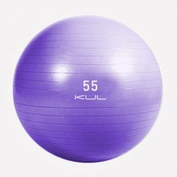 Gym Ball Kul Fitness 5202-55 55cm Morado