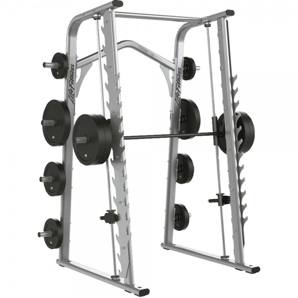 Jaula Life Fitness Smith Rack Optima Series