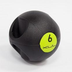 Balón Medicinal Kul Fitness 2210-06 6kg Doble Agarre