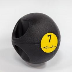 Balón Medicinal Kul Fitness 2210-07 7kg Doble Agarre