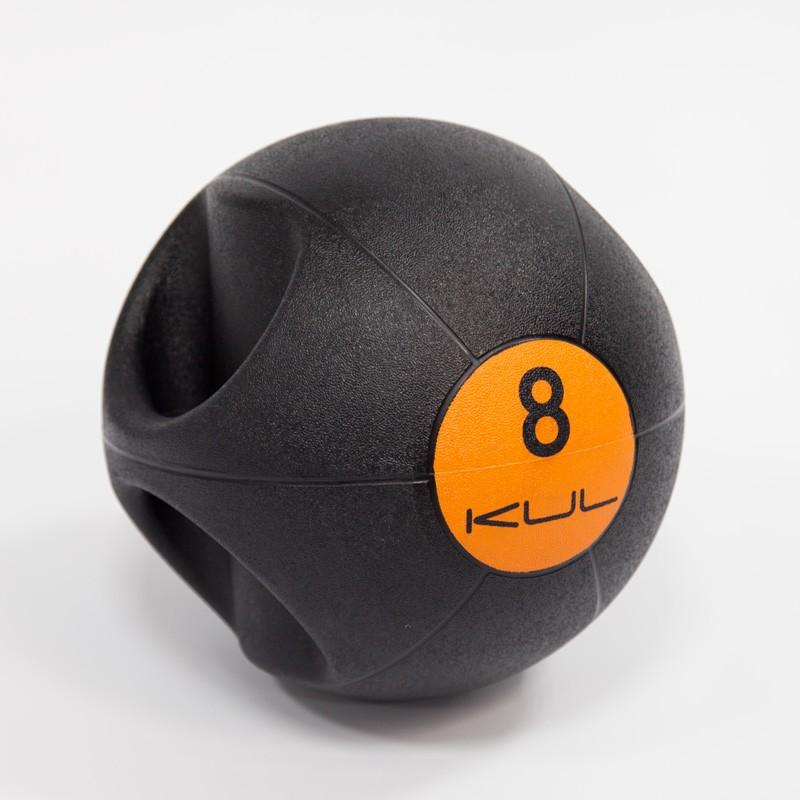 Balón Medicinal Kul Fitness 2210-08 8kg Doble Agarre