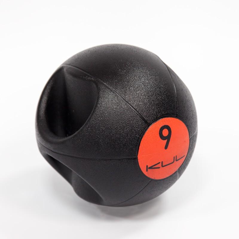 Balón Medicinal Kul Fitness 2210-09 9kg Doble Agarre
