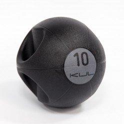 Balón Medicinal Kul Fitness 2210-10 10kg Doble Agarre
