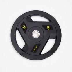 Disco Olímpico de Goma Kul Fitness 1101-05 5kg