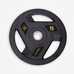 Disco Olímpico de Goma Kul Fitness 1101-1,25 1,25kg