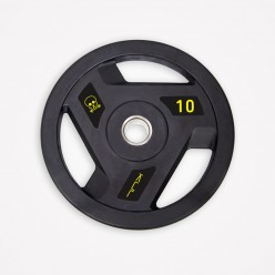 Disco Olímpico de Goma Kul Fitness 1101-10 10kg