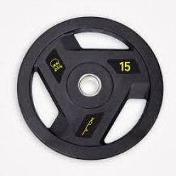 Disco Olímpico de Goma Kul Fitness 1101-2,5 2,5kg