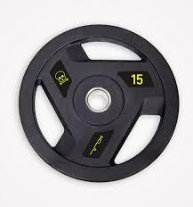 Disco Olímpico de Goma Kul Fitness 1101-2,5 2,5 kg