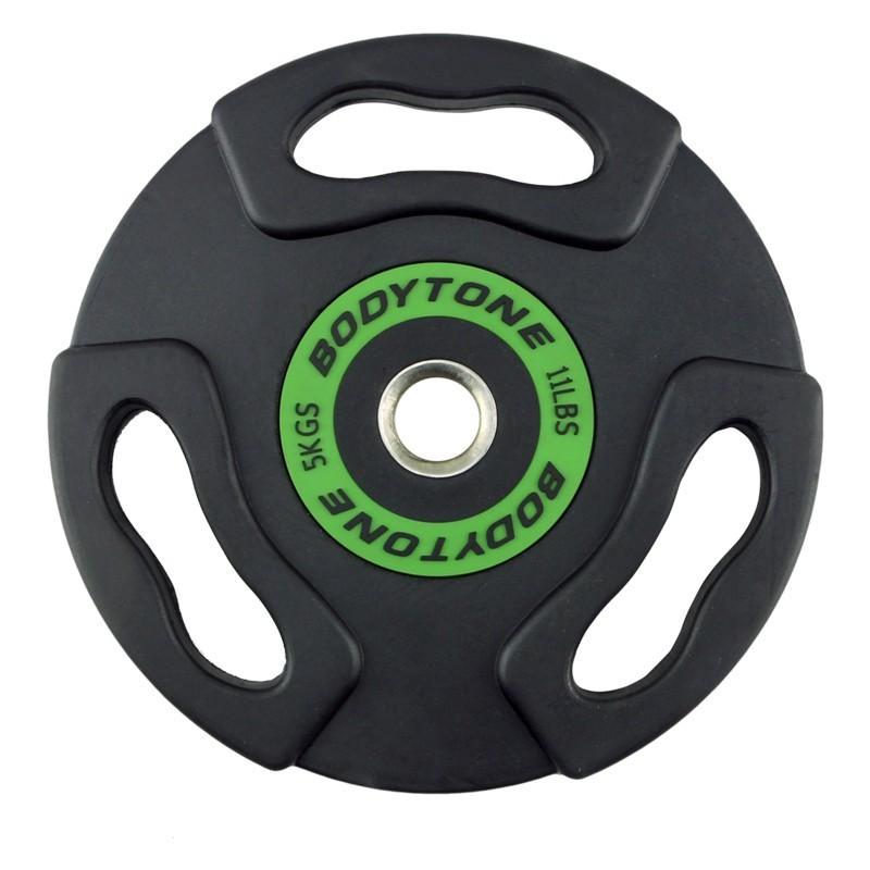 Disco Olimpico Bodytone 5 kg 50 mm