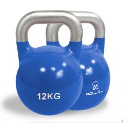 Kettlebell de Competición Kul Fitness 2011-12 12kg Azul