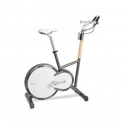 Bicicleta Estática Stil-Fit Ergometer SFE-009/2 Blanco