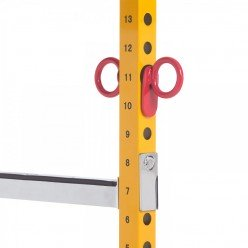 Anilla para Cuerda Powertec para Power Rack