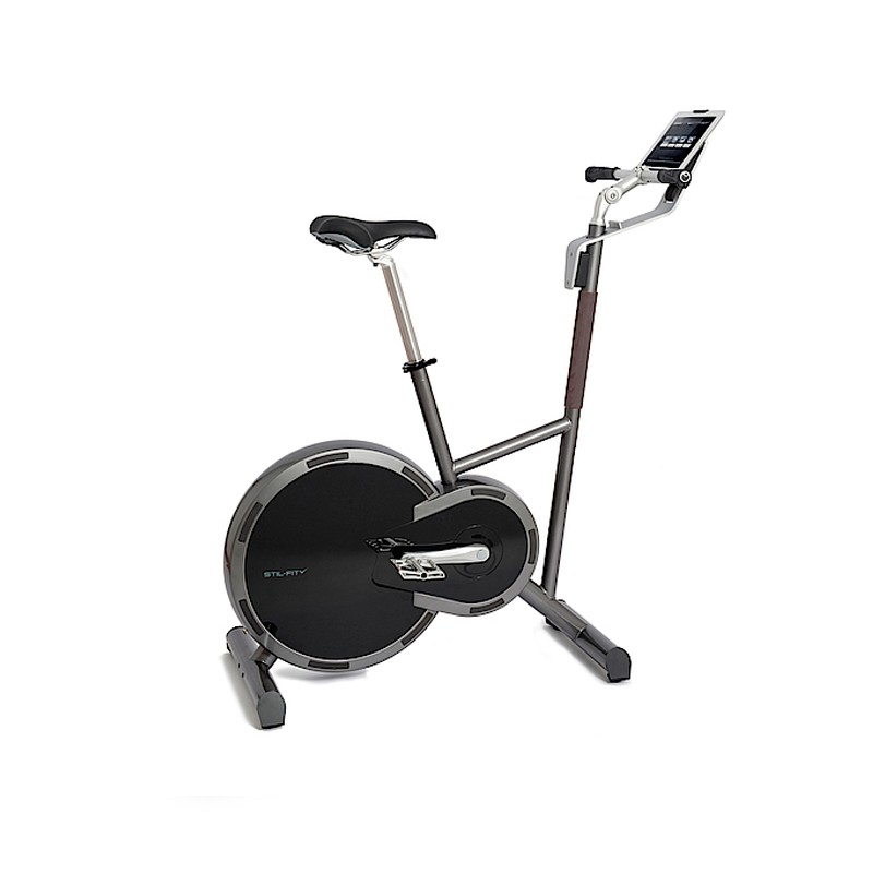 Bicicleta Estática Stil-Fit Ergometer SFE-012 Negro