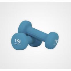 Mancuernas de Neopreno Kul Fitness 5000-0,5 0,5kg Azul Par