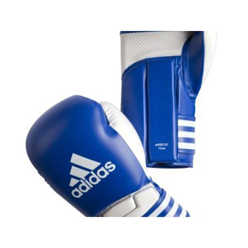Guantes de Boxeo Adidas Tactic 12 Oz. Azul