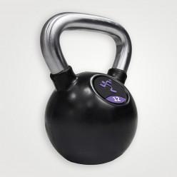 Kettlebell Anytime Fitness AF-2000-08 de Goma 8kg