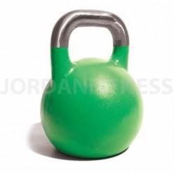 Kettlebell de Competicion Jordan Fitness JLCKB-24 24kg Verde