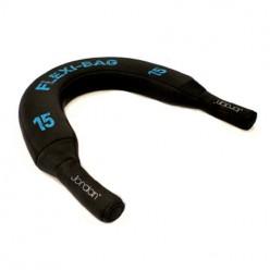 Saco Búlgaro Flexi Bag Jordan Fitness JLFLEX-15 15kg Azul