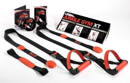Kit Suspension Jordan Fitness Jungle JLJG-XT Gym XT