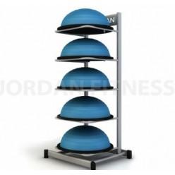 Soporte para Bosu® Balance Trainer de 5 unidades