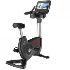 Bicicleta Estática Life Fitness Platinum Club Series SE3HD Artic Silver