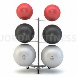 Soporte para Fit Ball Jordan Fitness JTJSR-06 6 Unidades