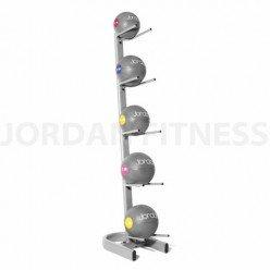 Soporte de Balones Medicinales Jordan Fitness JTMBSN-05 5 Unidades