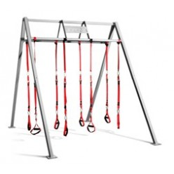 Estacion de Entrenamiento en Suspension Jordan Fitness JTSTS-01 1,5 m