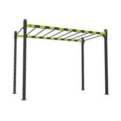 Estructura Crossfit Bodytone M1 3m