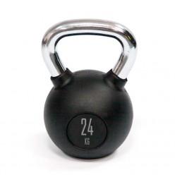 Kettlebell Mets Fitness PF-8000-24 24kg Goma
