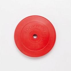 Disco de Goma con Agarre Bodytone 10kg 28mm