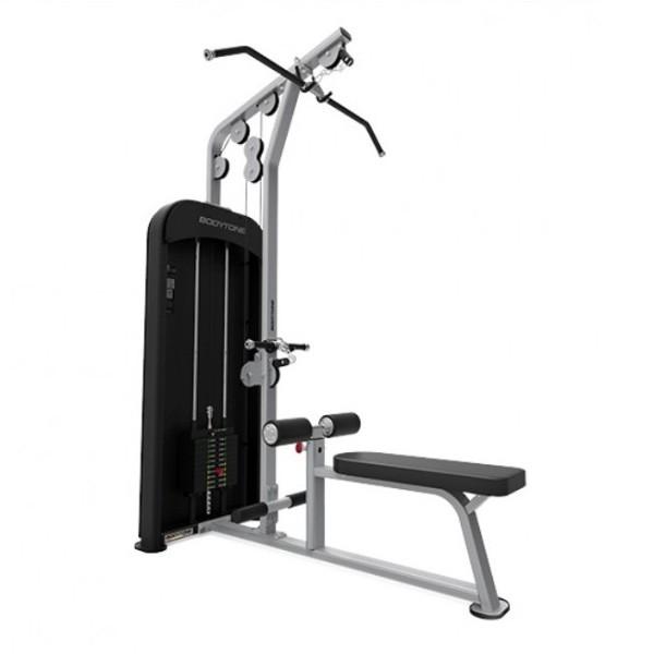 Máquina Musculación Bodytone DCDUO16 Dorsales Isolaterales y Remo