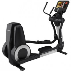 Elíptica Life Fitness Platinum Club Series Discover SE3HD Diamond White