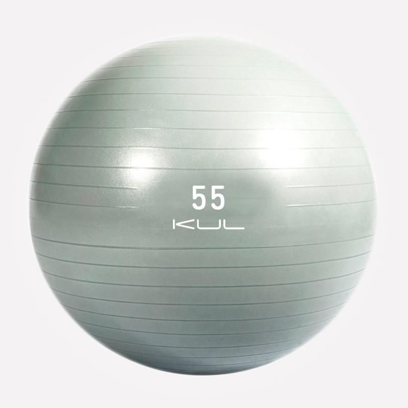 Gym Ball Kul Fitness 5201-55 55cm Gris