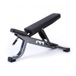 Banco Ajustable Jordan Fitness JL-AB-GRY Gris
