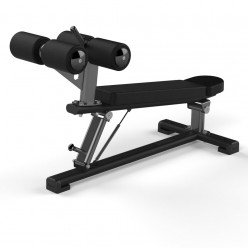 Banco Ajustable Reclinable Jordan Fitness JL-ADB-GRY Gris