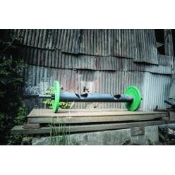 Barra Mega Log Jordan Fitness JLML 60kg